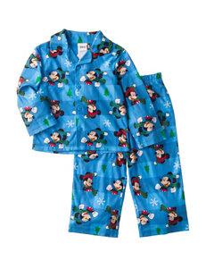 Disney 2-pc. Holiday Mickey Mouse Pajamas - Toddler Boys
