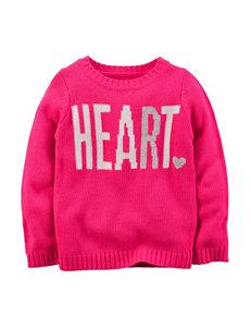 Carter's® Heart Sweater - Girls 4-8