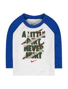 Nike® Dirt Baseball T-Shirt – Boys 4-7