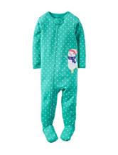 Carter's® Snowman Sleep & Play - Baby 12-24 Mos.