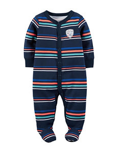 Carters® Striped Sleep & Play - Baby 0-9 Mos.