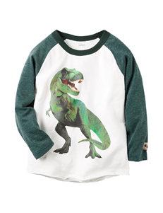 Carters® Part T-Rex T-shirt - Toddler Boys