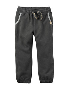 Carters® Grey Jogger Pants - Boys 5-8