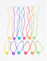 On The Verge 12-pk. Ball Necklace Set