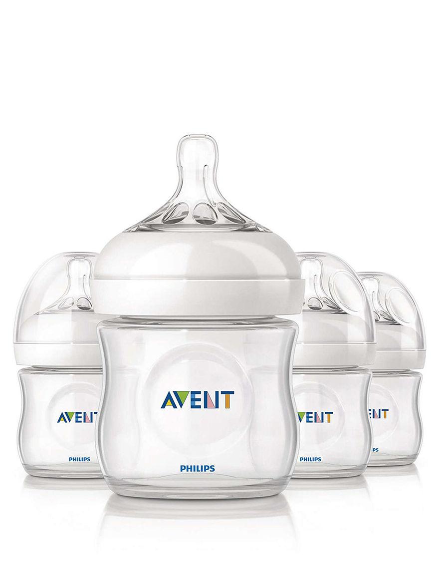 Philips Avent White Bottle Feeding