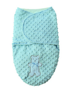 Baby Gear Bear Popcorn Swaddle - Baby 0-6 Mos.