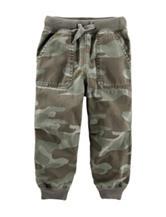 OshKosh B'gosh®Camouflage Print Jogger Pants - Boys 4-7