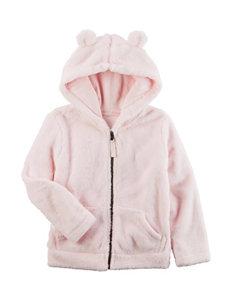 Carter's® Light Pink Jacket - Toddler Girls