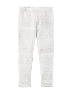 Carter's® Sparkling Tribal Print Leggings – Girls 4-8