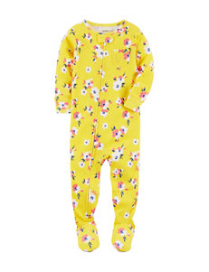 Carter's Floral Print Sleep & Play - Baby - 12-24 Mos.