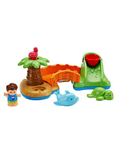 Fisher-Price® Bath Floaty Island