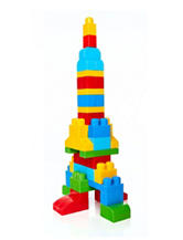 80-pc. Big Building Blocks Set