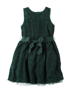 Carters® Lace Tulle Dress - Toddler Girls