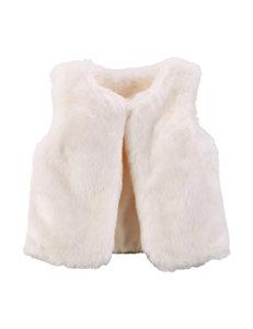 Carter's Ivory Vests