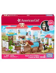 American Girl Nicki's Horse Set