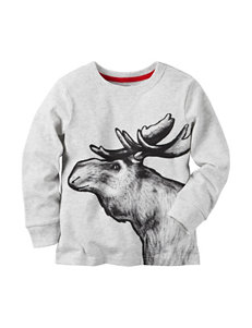 Carter's® Moose Print T-shirt - Boys 4-8