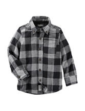 OshKosh B'gosh® Buffalo Plaid Woven Shirt - Toddler Boys