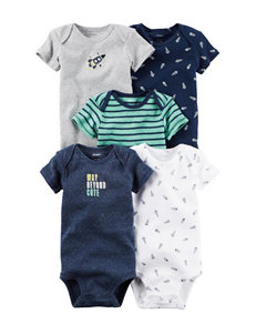 Carter's 5-pc. Way Beyond Cute Bodysuits - Baby - 0-12 Mos.