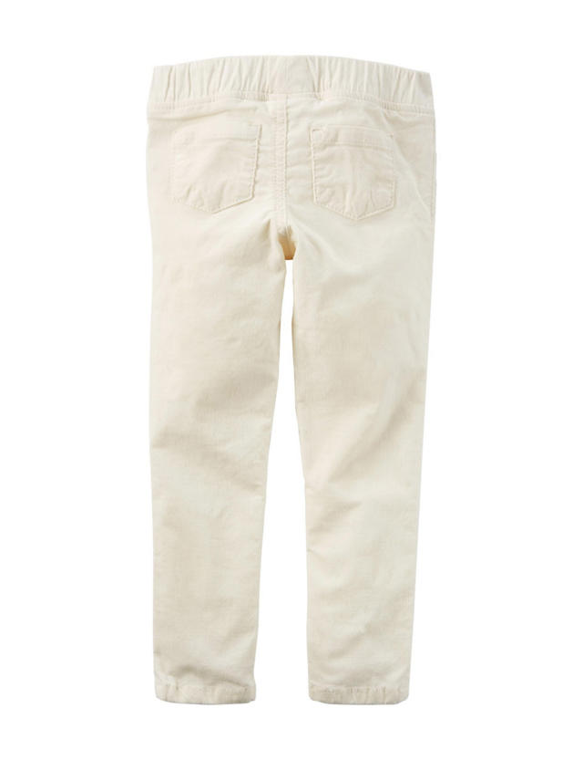 Carter's® Ivory Corduroy Pants - Girls 4-8 | Stage Stores