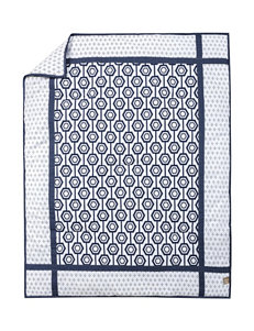 Trend Lab 3-pc. Hexagon Crib Bedding Set