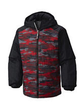 Columbia Dotted Snowpocalyptic Jacket - Boys 4-7