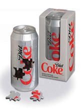 Springbok® 40-pc. 3-D Diet Coke Can Puzzle