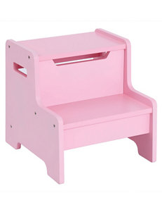 Guidecraft Expressions Step Stool - Pink