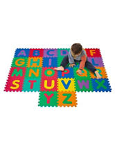 Trademark Games Foam Floor Alphabet Puzzle Mat