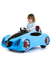Lil' Rider 12v Battery Operated Sports Car