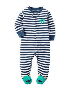 Carters Monster Sleep &  Play - Baby 0-9 Mos.