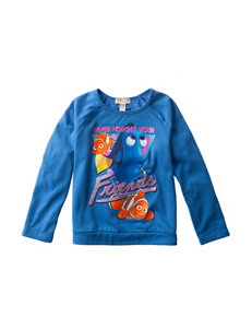 Disney Finding Dory Never Forget Your Friends Fleece Top - Girls 7-16