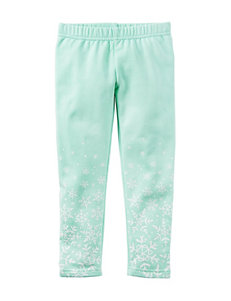 Carter's Mint Leggings