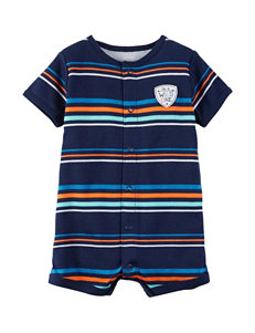 Carters Wild One Creeper - Baby 3-18 Mos.