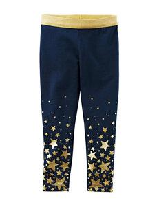 Carter's® Star Print Leggings - Toddler Girls