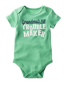 Babies with Attitude Trouble Maker Bodysuit - Baby 3-12 Mos.