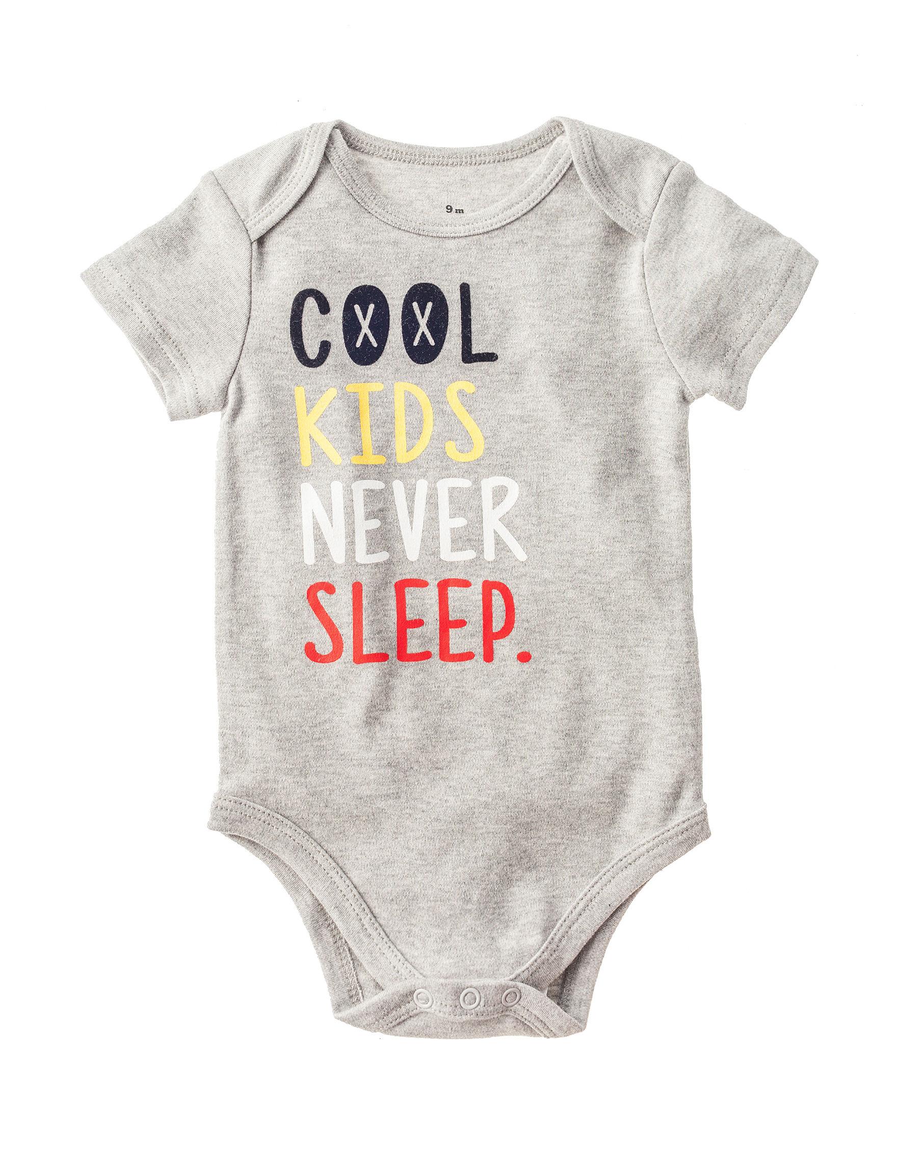 Babies With Attitude Grey