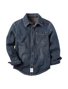 Carters® Denim T-shirt - Boys 4-8
