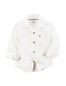 Carter's® Oxford Woven Shirt - Toddler Boys