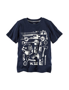 Carter's Navy Tees & Tanks