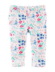 OshKosh B'gosh Floral Print Pants - Baby 9-24 Mos.