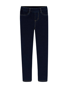 Levi's® Dark Haley May Jeggings - Girls 4-6x