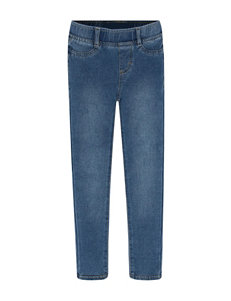 Levi's® Light Wash Haley May Jeggings - Girls 4-6x