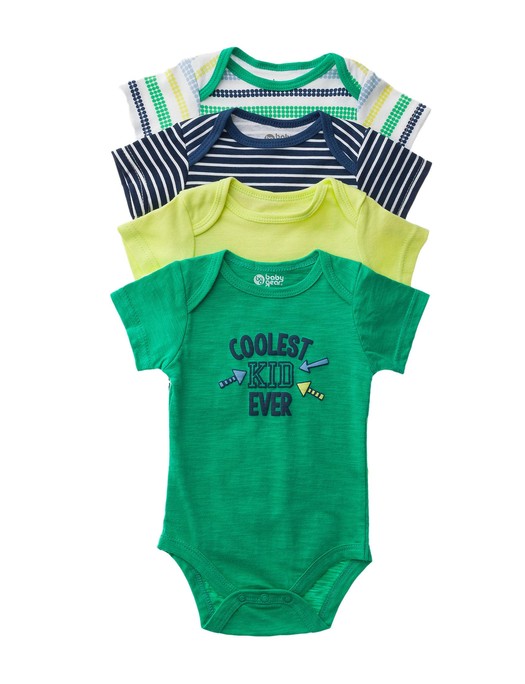 Baby Gear Green