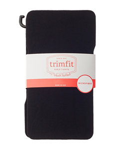 Trimfit Black Tights & Hosiery