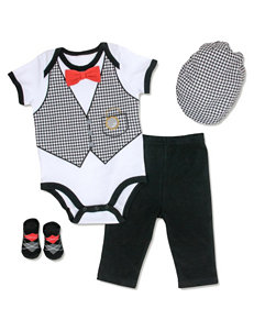 Baby Essentials Black