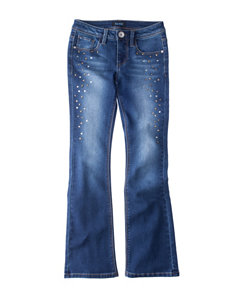Squeeze Bling Bootcut Jeans - Girls 7-16