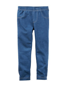 Carter's ® Denim Knit Jeggings - Girls 4-8