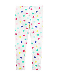 Carter's® Multicolor Dot Print Leggings - Girls 4-8