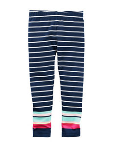 Carter's® Striped Print Leggings - Girls 4-8