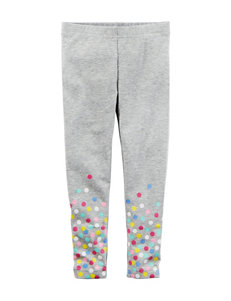 Carter's® Dot Print Leggings - Girls 4-8